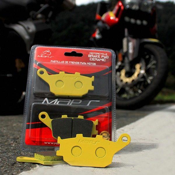 Pastillas Maps Motorcycle ref MPS 02001