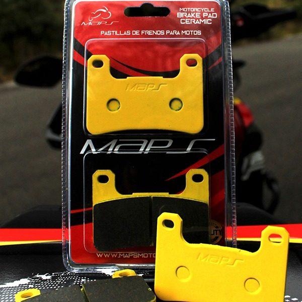 Pastillas MPS Maps Motorcycle ref 02010